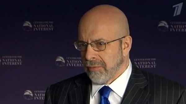 Американский политолог Дмитрий Саймс