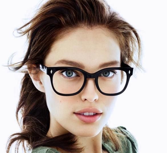 Модные оправы для очков для зрения 2018: фото женских очковых оправ
