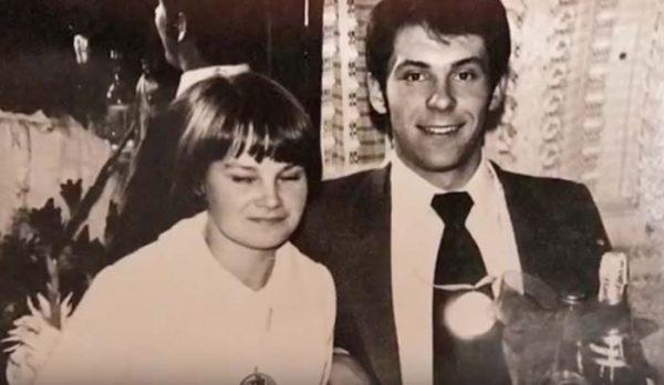 Владимир Березин с женой