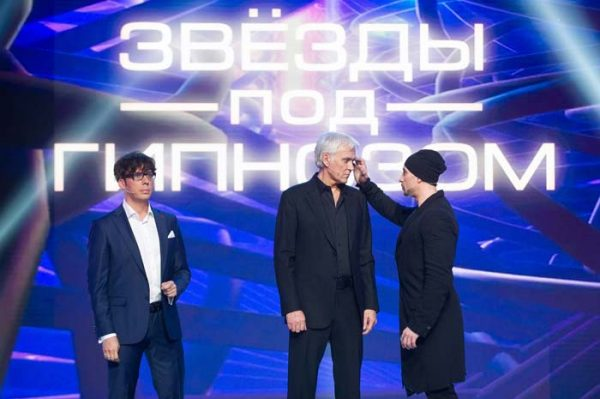 Александр Маршал участвует в новом шоу