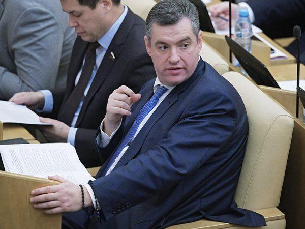 Депутат ЛДПР