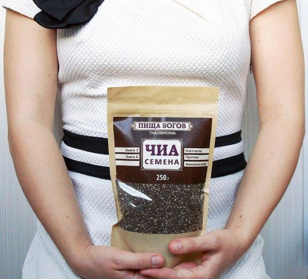 Семена чиа помогут сбросить лишний вес
