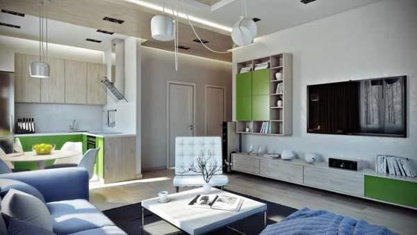 Для обустройства жилья лучше использовать многофункциональную мебель