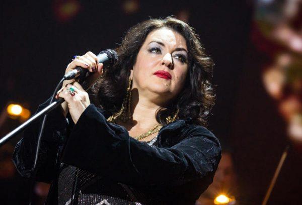Тамара Гв на сцене