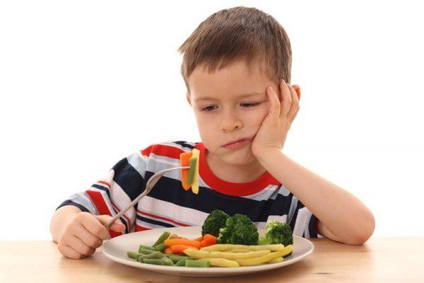 Витамин А очень полезен для детей