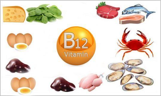 Чудо-витамин B12: в каких продуктах он содержится
