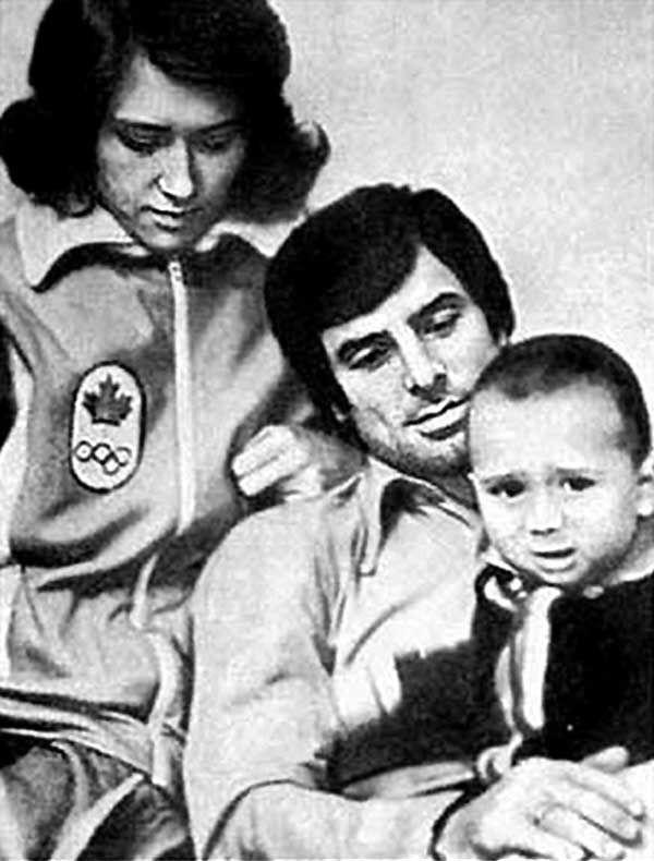 Семья и хоккей были смыслом жизни Валерия Харламова