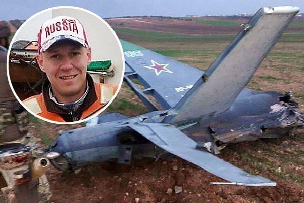 Российский летчик совершил настоящий подвиг