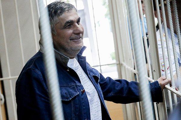 Захарий Калашов, известный также как Шакро Молодой в суде