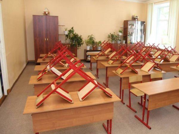 Карантин в школах Смоленска 2018