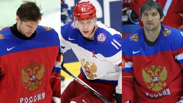 Лучший состав сборной России