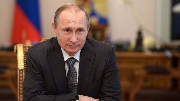 За Владимира Путина проголосовало 56,4 миллиона людей