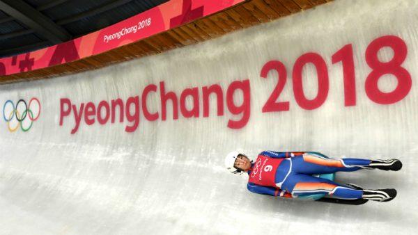 Предолимпийские тренировки в Пхенчхане