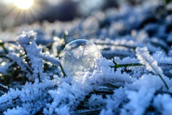 Ближе к концу месяца ожидается потепление