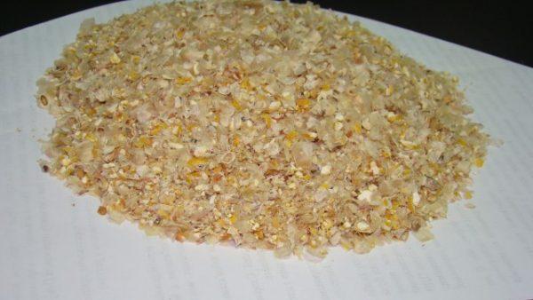 В кукурузных отрубях содержится большое количество полезных свойств