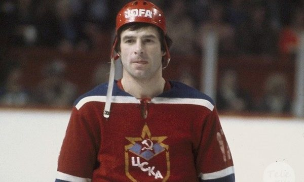 Харламов внес огромный вклад в развитие советсткого хоккея