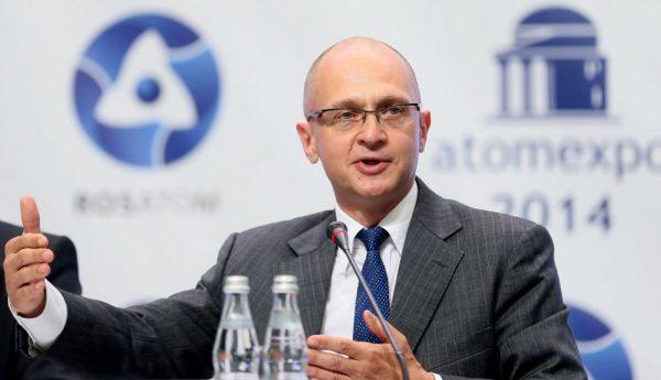 Кириенко часто принимает участие в экономических форумах как успешный предприниматель и политик