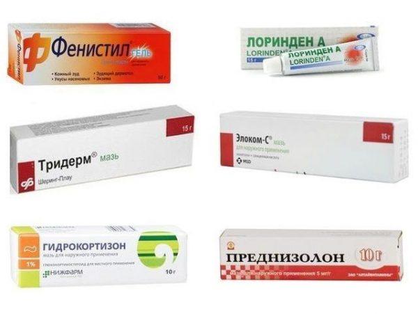 Чем лечить атопический дерматит