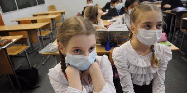 Больше всего Гриппом болеют дети