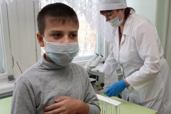 При первых симптомах гриппа нужно обратиться за помощью к врачу