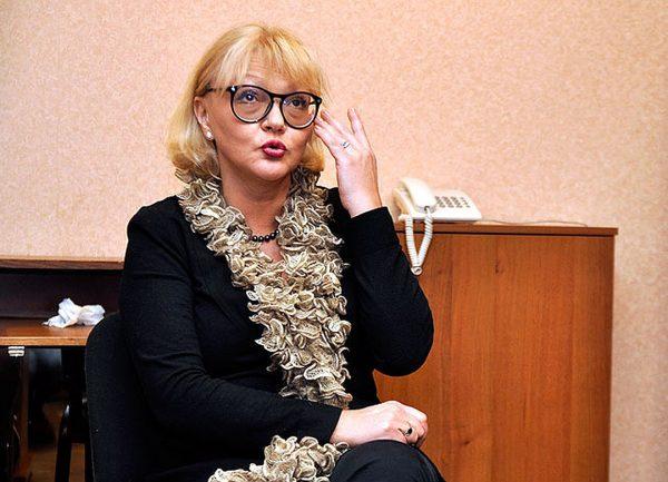 Актриса Марина Дюжева