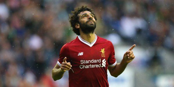 Футболист Мухаммед Салах