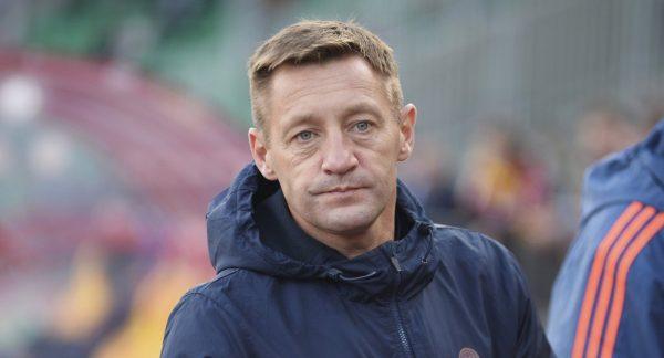 Тренер Андрей Тихонов