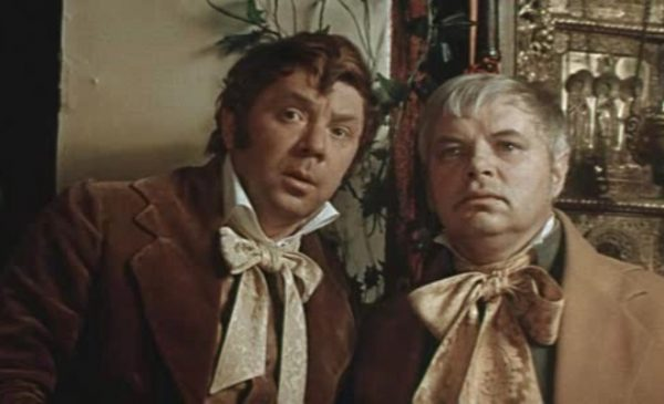 Кадр из фильма «Инкогнито из Петербурга»