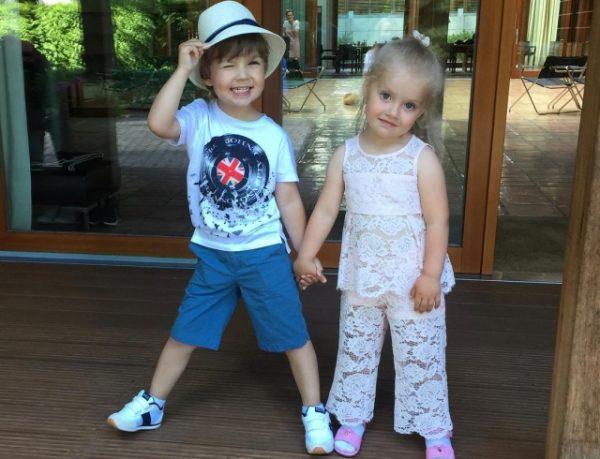 Дети Галкина и Пугачевой стали настоящими звездами в сети