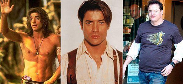 Как изменилась внешность актера