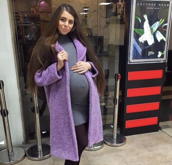 Ольга Рапунцель рождение дочери