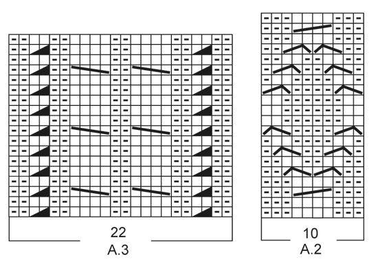 Схемы вязания №1