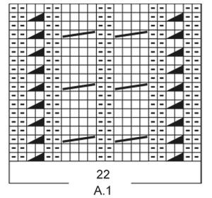 Схемы вязания №2