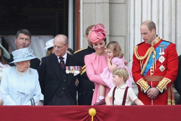 Все члены королевского семейства с большим нетерпением ожидали пополнения в семействе принца Уильяма