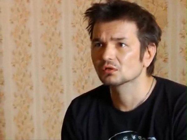 Актер Денис Сердюков