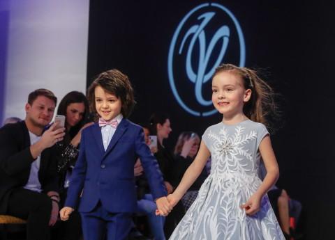 Дети Киркорова на Московской неделе моды