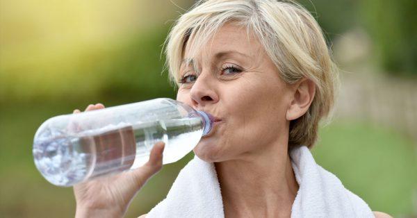 Пейте достаточное количество жидкости