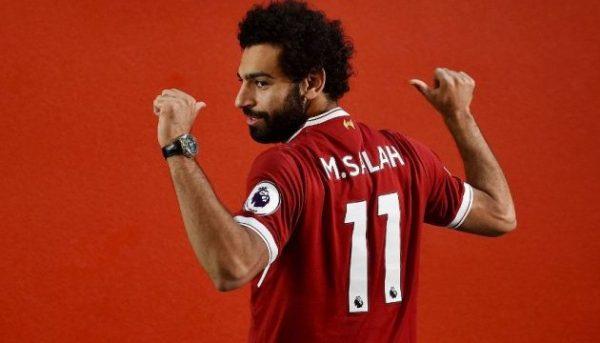 Мохаммед Салах стал лучшим футболистом Африки 2017 года