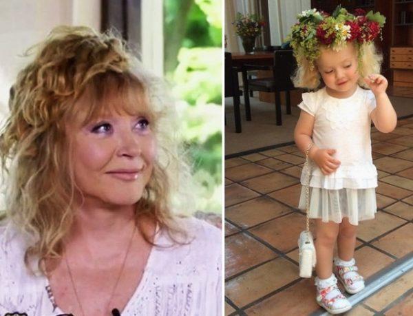 Лиза очень похожа на свою маму, она любит наряжаться и танцевать