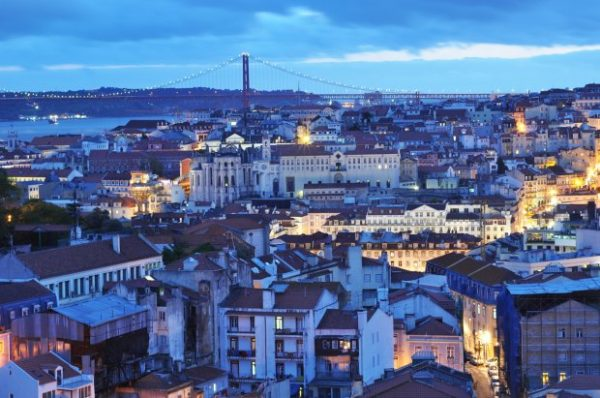Лиссабон - город, в котором будет проходить Евровидение 2018