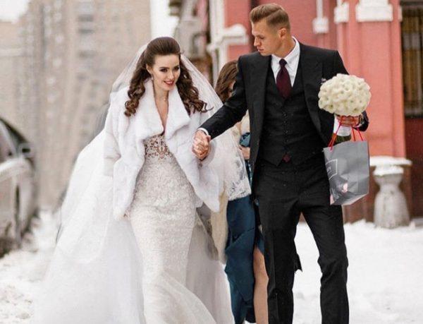 Фото со свадьбы Дмитрия Тарасова и Анастасии Костенко