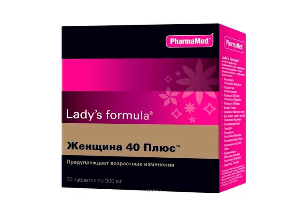 «Формула Женщина 40 Плюс»