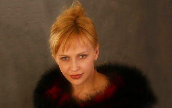 Актриса Анжелика Волчкова
