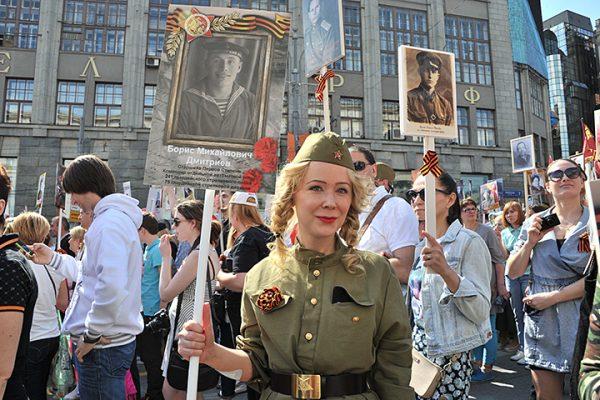 Где посмотреть Парад Победы в Москве