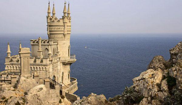 Отдых в Крыму - Ласточкино гнездо