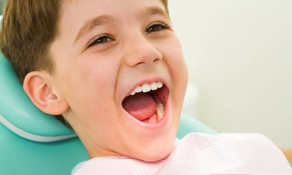 Язвочки во рту у ребенка