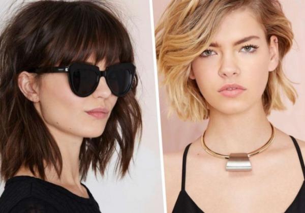 Модное окрашивание волос 2018: тенденции, фото на средние волосы