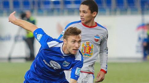 Футболист Алексей Едунов