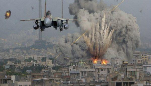 Артиллерия нанесла ракетный удар по Сирии