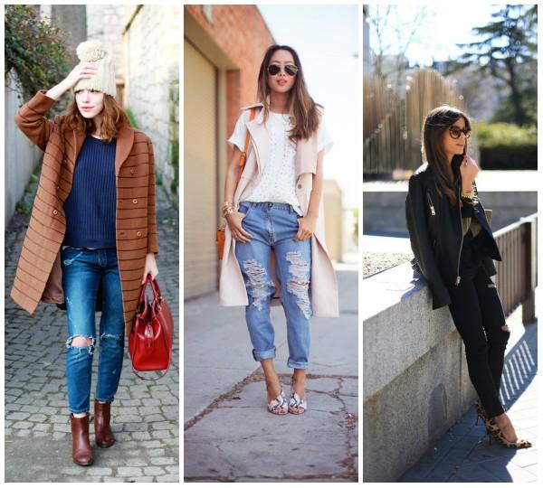 Какие джинсы будут в моде